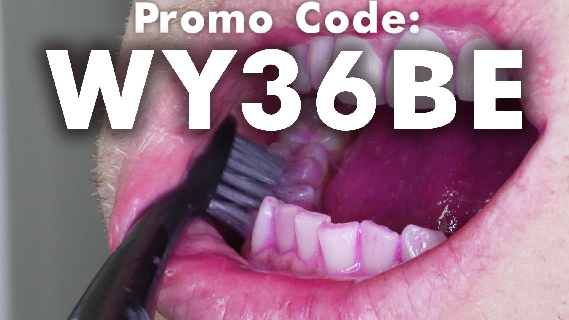 Burst Promo Code Burst Oral Care Toothbrush